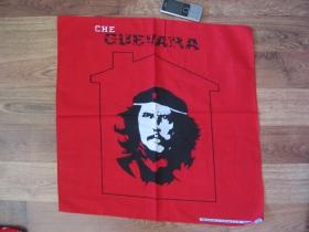 Che Guevara Šatka 100%bavlna, cca.52x52cm