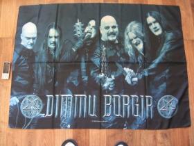 Dimmu Borgir vlajka cca. 110x75cm