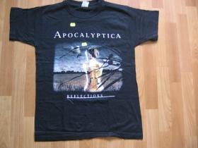 Apocalyptica, pánske tričko čierne 100%bavlna