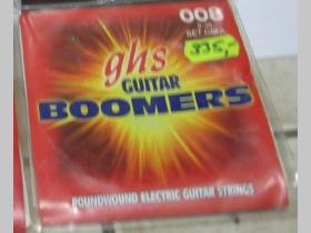 GHS Boomers 008  Struny na el. gitaru