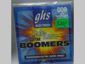 GHS Boomers  09-042 Sub Zero Struny na el. gitaru