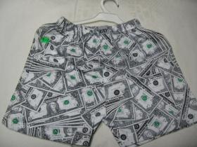 Trenírky - pánske doláre