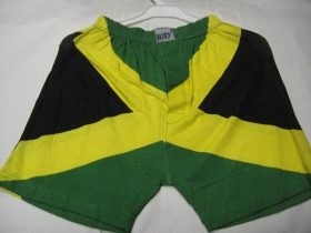 Jamaica - Jamajská vlajka pánske trenírky