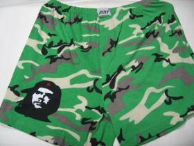 Che Guevara maskáčové pánske trenírky