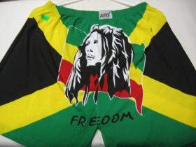 Bob Marley Freedom pánske trenírky
