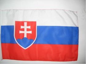 Slovenská vlajka rozmery 90x135cm