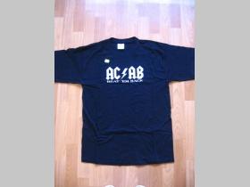Tričko ACAB čierne tričko 100%bavlna