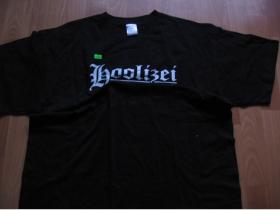 Tričko Hoolizei čierne tričko 100%bavlna