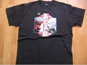 ACAB čierne pánske tričko 100%bavlna