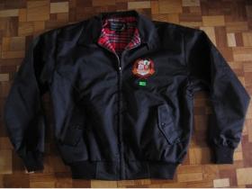 Oi!   Bunda Harrington s hrejivou podšívkou farby RED TARTAN, obojstranné logo (s kapucou iba v čiernej farbe je za 42,90euro)