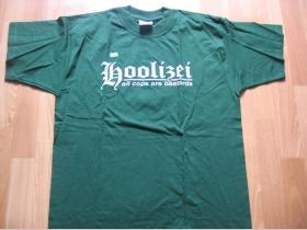 Pánske tričko Hoolizei - zelené 100%bavlna