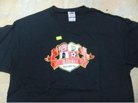 Ultras Have more Fun pánske čierne tričko 100%bavlna