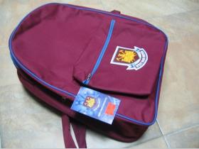 West Ham, ruksak - bordový cca 40 x 32