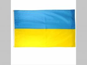 Ukrainská vlajka 153x93cm