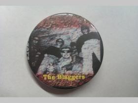 The Blaggers, odznak priemer 37mm