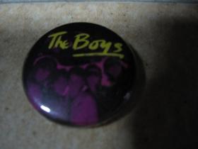 The Boys, odznak 25mm