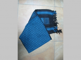 Arafatka tyrkysovočierna 100%bavlna