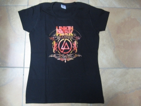Linkin Park čierne dámske tričko 100%bavlna