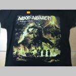 Amon Amarth čierne dámske tričko 100%bavlna