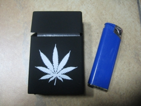 """ GANJA ""silikónové púzdro - obal na cigarety"