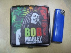 Bob Marley Tabatierka plechová s motívom