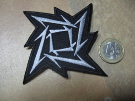 Metallica nažehľovacia nášivka vyšívaná (možnosť nažehliť alebo našiť na odev)