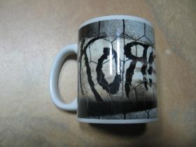 Korn porcelánový pohár - šálka s uškom, objemom cca. 0,33L