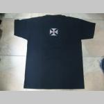 Metallica čierne pánske tričko materiál 100%bavlna