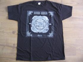 Dimmu Borgir čierne pánske tričko materiál 100%bavlna
