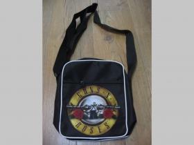 Guns n Roses  malá taška cez plece materiál 100% polyester rozmery cca. 26x20x8 cm