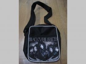 Black veil Brides malá taška cez plece materiál 100% polyester rozmery cca. 26x20x8 cm