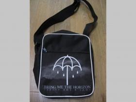 Bring Me The Horizon malá taška cez plece materiál 100% polyester rozmery cca. 26x20x8 cm