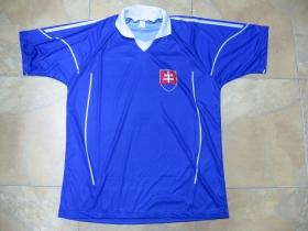 Futbalový dres Slovensko, modrý