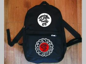 Aikido - Self Defense  jednoduchý ľahký ruksak, rozmery pri plnom obsahu cca: 40x27x10cm materiál 100%polyester