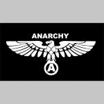 """Anarchy pánske tričko (nie mikina!!) s dlhými rukávmi vo farbe """" metro """" čiernobiely maskáč gramáž 160 g/m2 materiál 100%bavlna"""