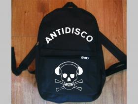 Antidisco jednoduchý ľahký ruksak, rozmery pri plnom obsahu cca: 40x27x10cm materiál 100%polyester