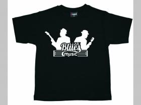 Blues  detské tričko 100%bavlna Fruit of The Loom