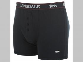"Lonsdale "" Boxerky "" tmavomodré,  95%bavlna, 5%elastan"