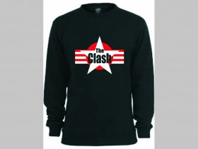 The Clash  mikina bez kapuce  materiál 80%bavlna 20% polyester