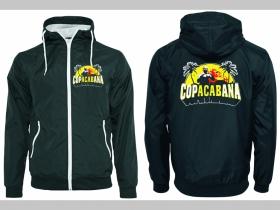A.C.A.B.  copACABana šuštiaková bunda čierna materiál povrch:100% nylon, podšívka: 100% polyester, pohodlná,vode a vetru odolná