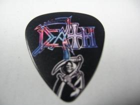 Death  plastové brnkátko na gitaru hrúbka 0,77mm