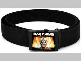 Iron Maiden plátený opasok
