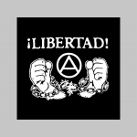 Libertad! zimná pánska bunda zateplená čierno-olivová s kapucňou