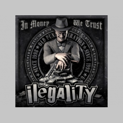 LP doska  Ilegality - In money we trust