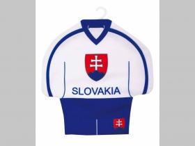 Minidres Slovakia, Materiál: 100% polyester, Rozmery: 11 x 16 cm