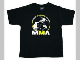 MMA Mixed Martial Arts detské tričko 100%bavlna Fruit of The Loom