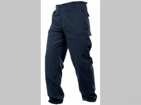 """Nohavice BDU """"kapsáče"""" tmavomodré """" NAVY """" 65%bavlna 35%polyester"""
