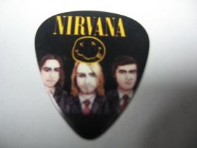 Nirvana   plastové brnkátko na gitaru hrúbka 0,77mm