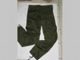 Kapsáče BDU detské/dámske olivovo zelené 65%bavlna 35%polyester