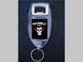 Psychobilly otvarák / kľúčenka